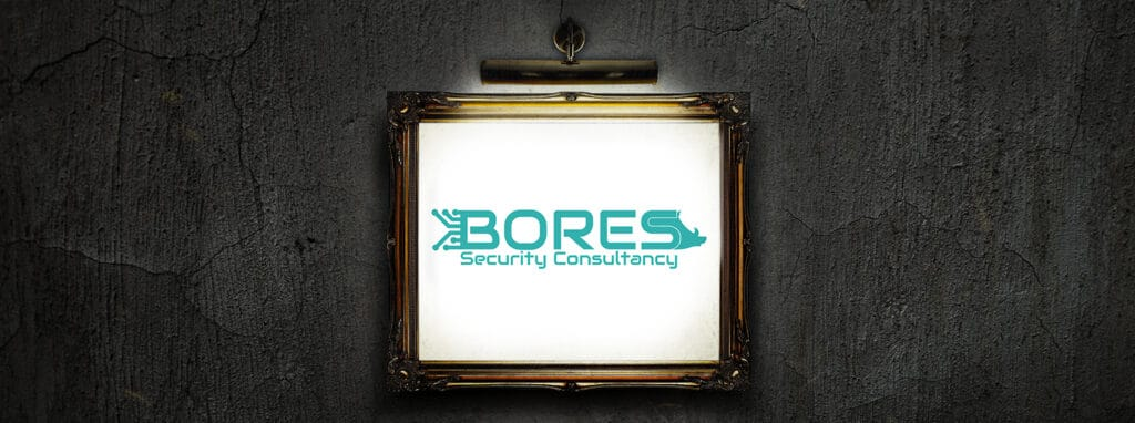 Bores Security Consultancy Banner Logo at ALLOWLIST